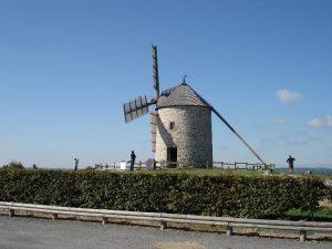flour wind mill